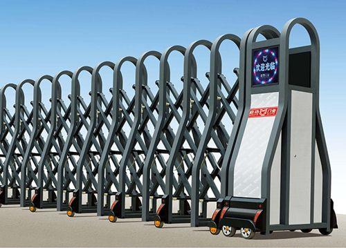 Cổng Xếp Inox Thành Long | SP Thông Minh Giúp Bảo Vệ Không Gian