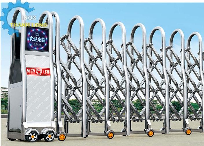 Công xếp inox nhập khẩu QG-J1629